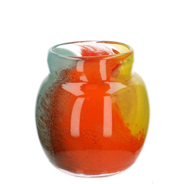 <h4>Glas Fidrio Passion bolvaas d15*25cm</h4>