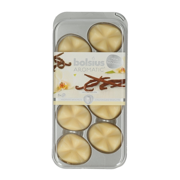 <h4>Candle Wax Melts Vanille x8</h4>