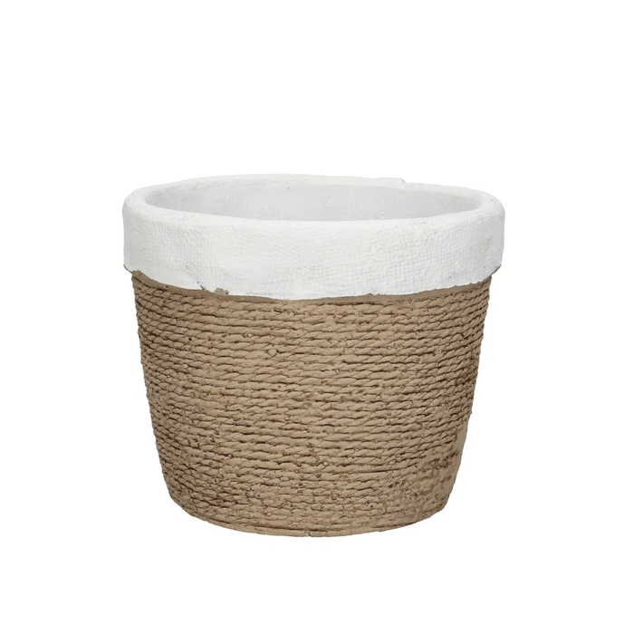<h4>Ceramics Bondone pot d13*11cm</h4>