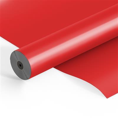 <h4>Folie rol OPP25mu 500mtr x 60cm Frost rood</h4>