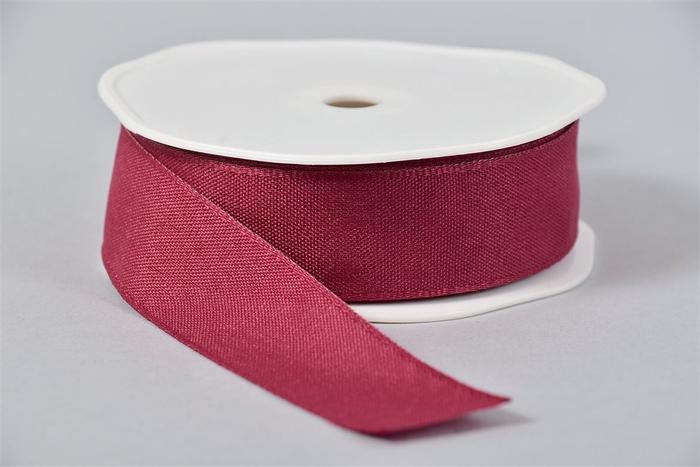 <h4>Lint Textiel 25 Bordeaux 20mx25mm</h4>
