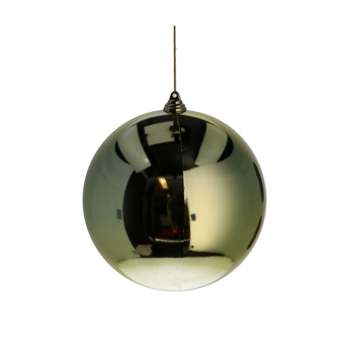 <h4>Christmas bauble Plastic d180mm</h4>