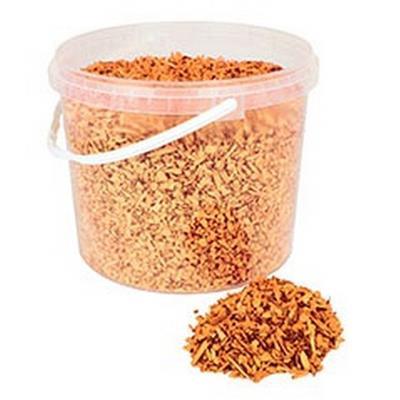 <h4>Copeaux de bois 10 litre orange</h4>