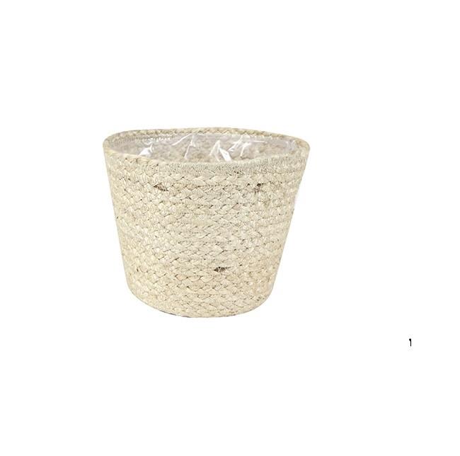 <h4>Baskets Selin pot d15*12cm</h4>