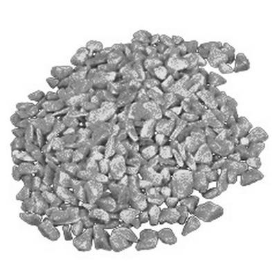 <h4>Decoration grit 4-6mm - 5kg silver</h4>