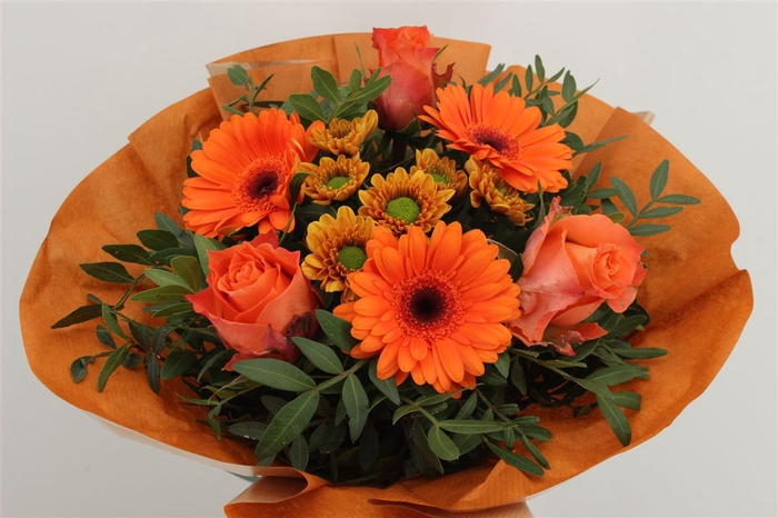 <h4>Boeket Craft Oranje</h4>