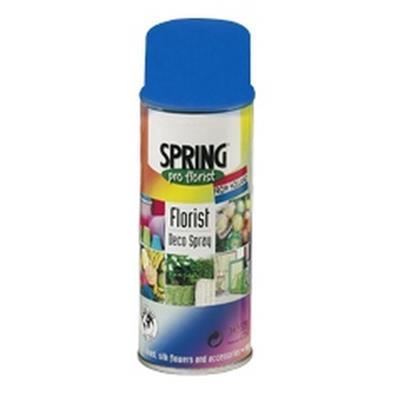 <h4>'Spring' Spray de decoration 400ml royal bleu 045</h4>