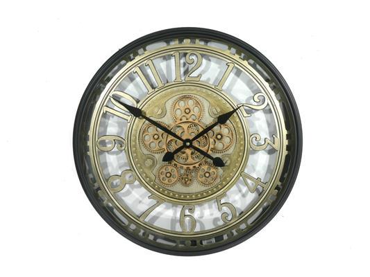 <h4>Clock Gear Open Ø54,5cm Black</h4>