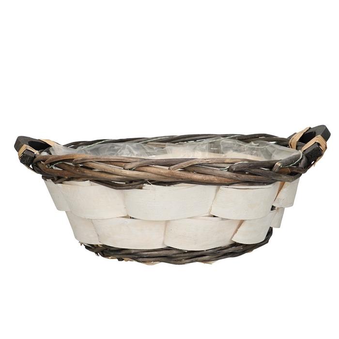 <h4>Baskets Claire round d30*12cm</h4>