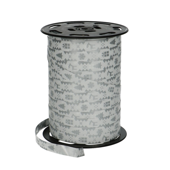 <h4>Ribbon Curly ribbon 10mm 225m Christmas</h4>