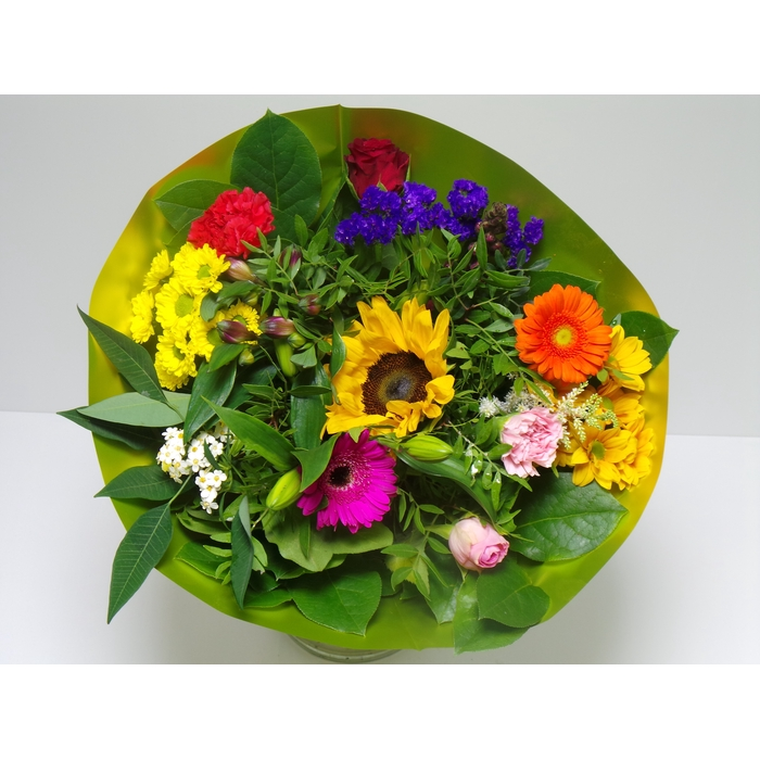 <h4>Bouquet Biedermeier Medium Mixed</h4>