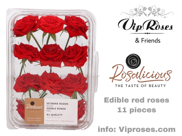 R EDIBLE ROSALICIOUS RED