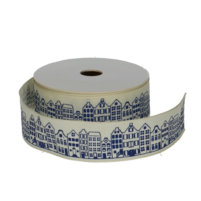<h4>Lint Canal Houses 25mm 20m</h4>