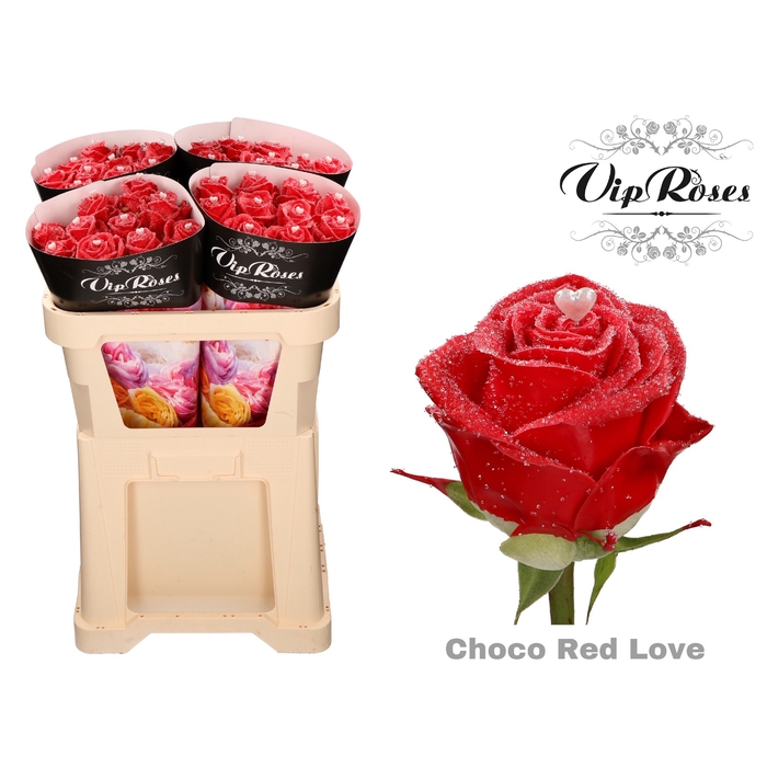 <h4>R GR CHOCO RED LOVE</h4>