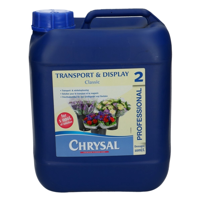 <h4>Verzorging Chrysal Prof.2 Classic 10ltr</h4>