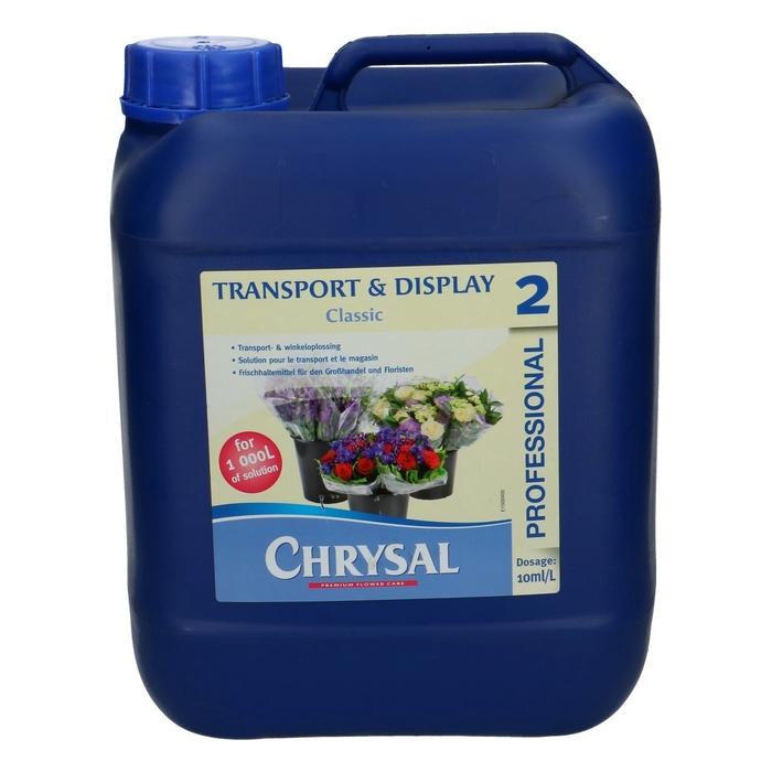 <h4>Abono organico Chrysal Prof.2 Classic 10ltr</h4>