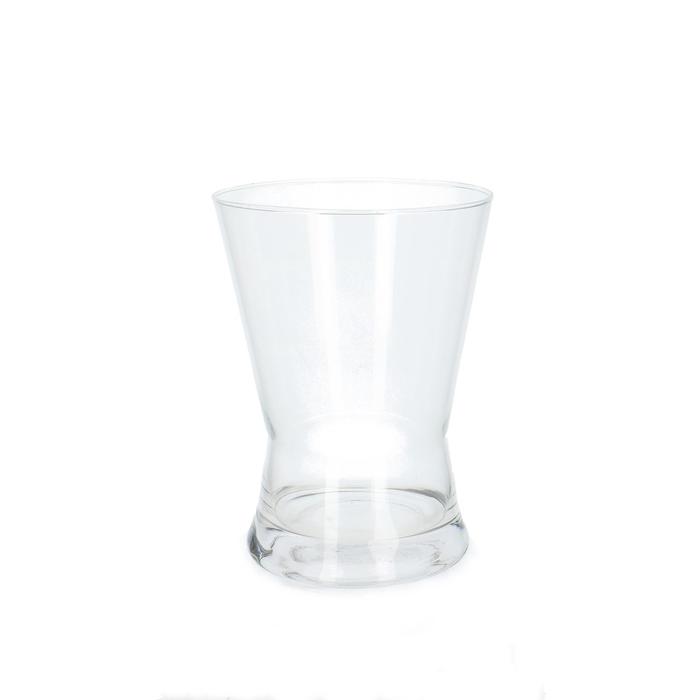 <h4>Glas Knikvaas d15*20cm</h4>