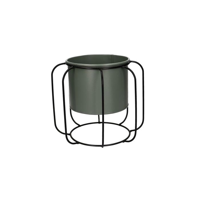 <h4>Homedeco Frame+pot d12/19*16.5cm</h4>