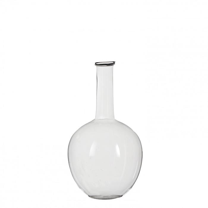 <h4>Glass Bottle d10*16cm</h4>