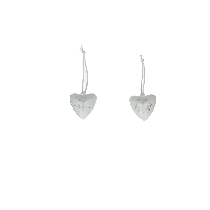 <h4>Opruiming Valentijn Hanger metal hart d3cm ass.</h4>
