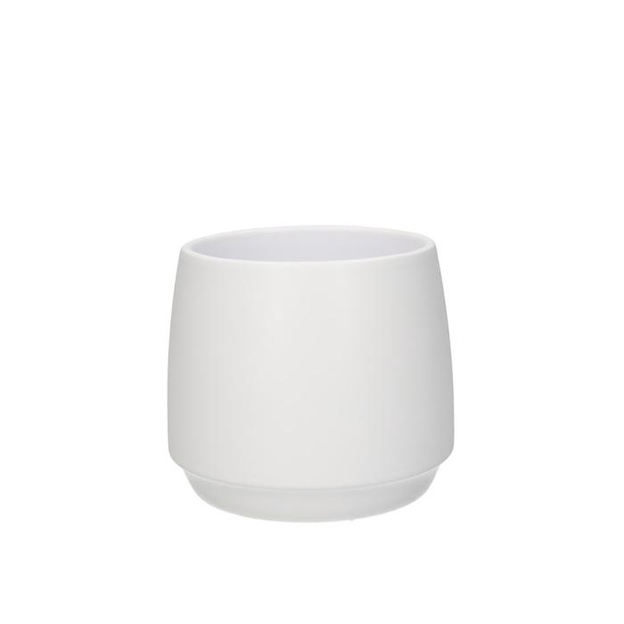 <h4>Keramiek Lucca pot d12*10.5cm</h4>