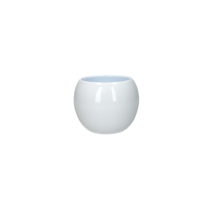 <h4>Ceramics Ball pot d09/12.5*9cm</h4>