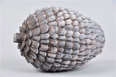 <h4>PINECONE POLY OVAAL 14X21CM</h4>