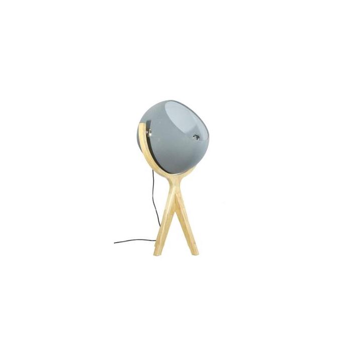 <h4>Lamp Table Tripod H:85 Grey/n</h4>