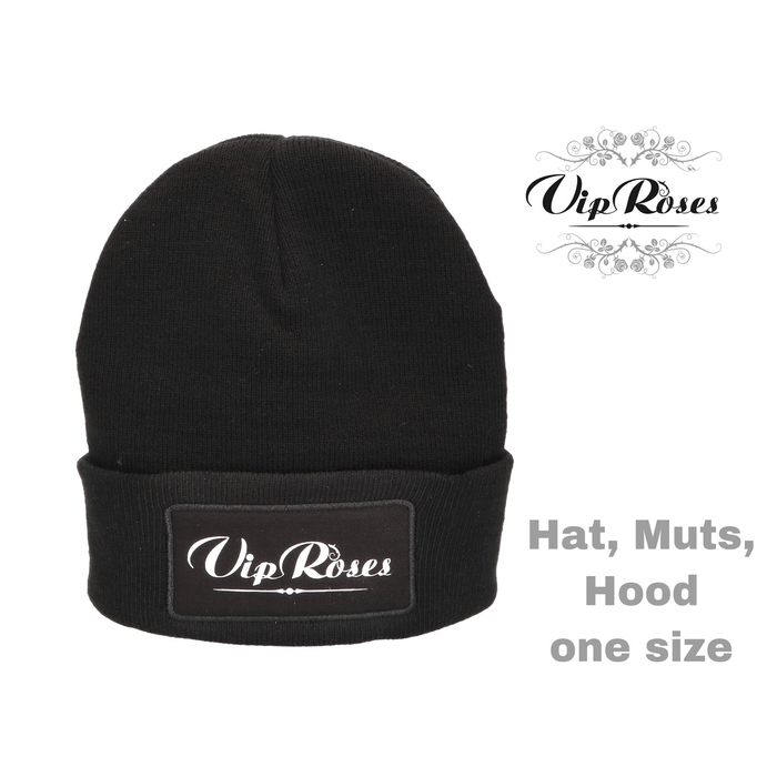 <h4>VIP HAT / MUTS / HOOD ONE SIZE</h4>
