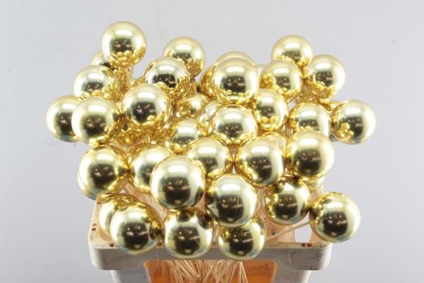 <h4>Droog X-mas Ball Gold</h4>