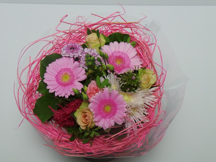 <h4>Bouquet Sisal Large Pink</h4>