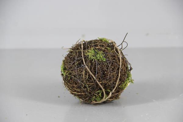 <h4>Ball Rattan/mos  Ø10cm</h4>