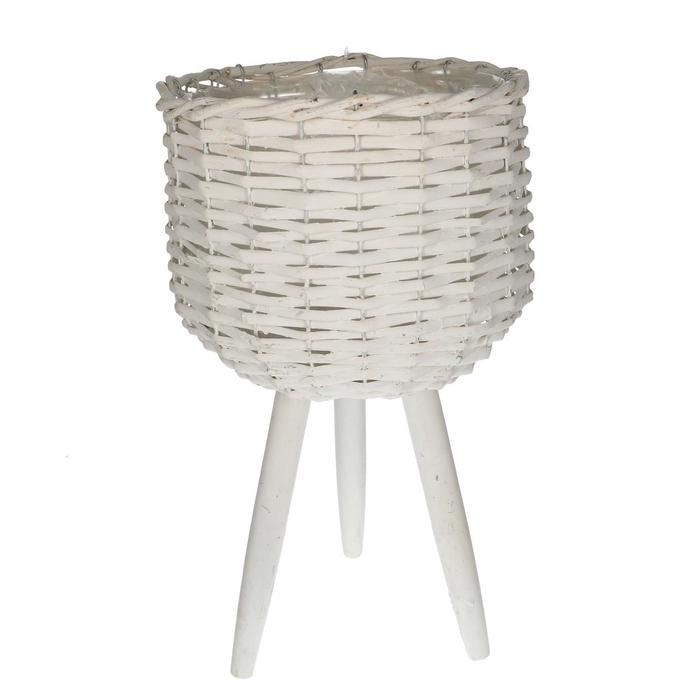 <h4>Baskets Pot/feet d26*20cm</h4>