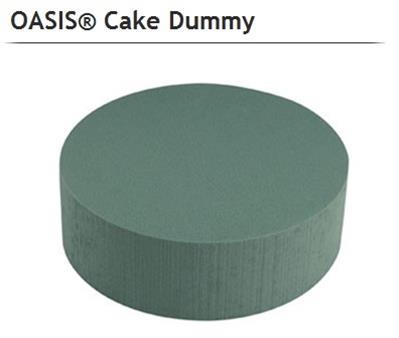 <h4>1..oasis® 11-01036 Cake Dummy 14x7 Cm P.ds</h4>