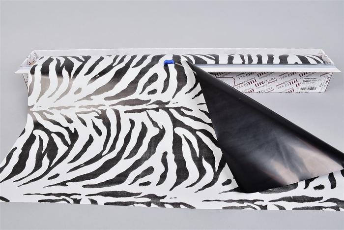 <h4>Folie Cut-box Zebra Black 70cmx50m</h4>