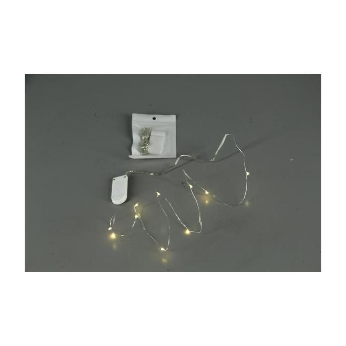 <h4>Led Wire Silver (10l) 1m B/o</h4>