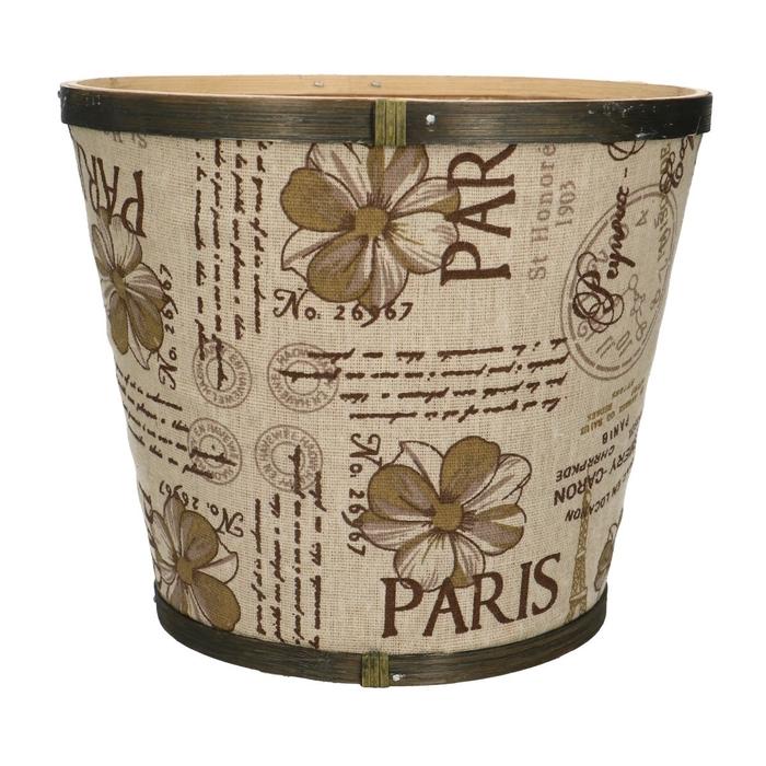 <h4>Hout Paris pot d21*18cm</h4>