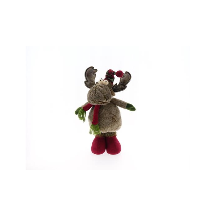 <h4>Fig. C. Reindeer 18x15x45cm</h4>