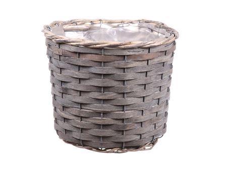 <h4>Basket Trimble1 d19.5xh17.5 grey</h4>