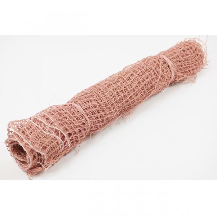 <h4>Textiel Jute net 60cm 500cm</h4>