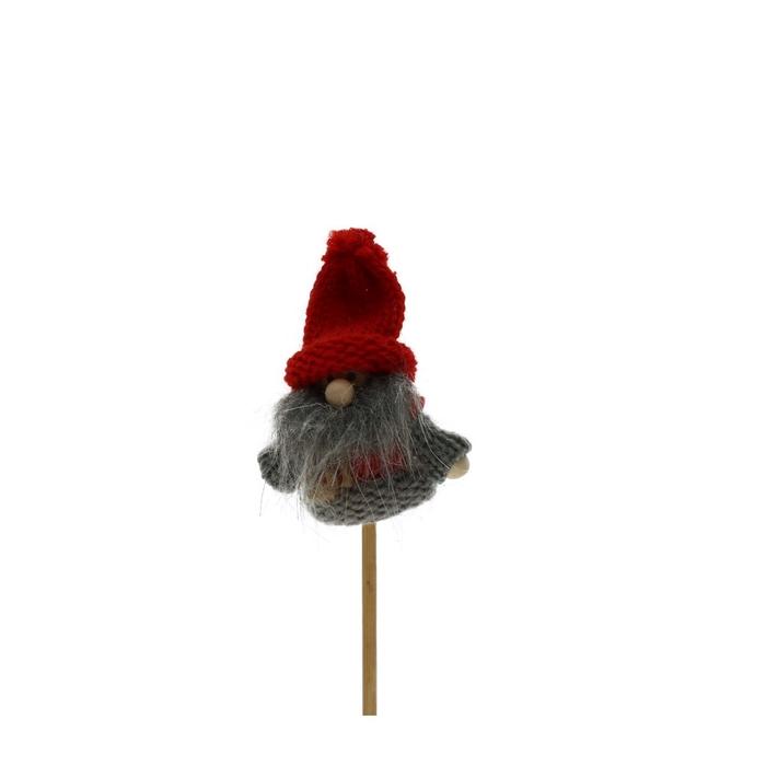 <h4>Christmas sticks 20cm Snowman Rufus 6.5cm</h4>