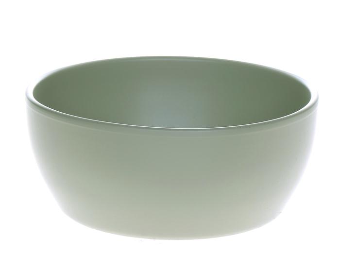 <h4>DF885033600 - Bowl Madlyn d18.5xh8.5 l.green</h4>