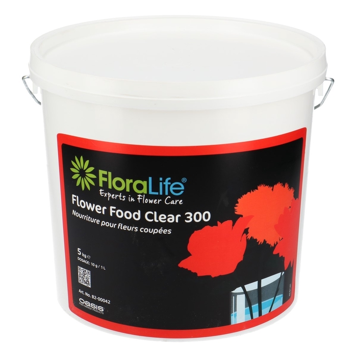 <h4>Abono organico Floralife 300 Polvo x5kg</h4>