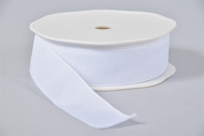 <h4>Lint Textiel 00 Wit 20mx25mm Wk 30</h4>