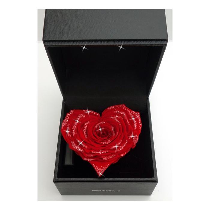 <h4>Diamant hart Giftbox</h4>