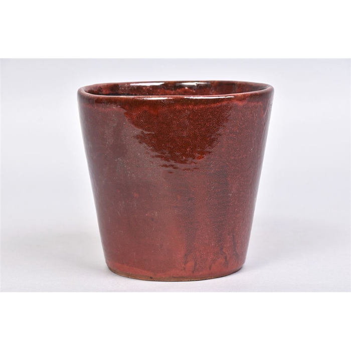 <h4>Alicante Pot Ruby Red 17x16cm</h4>