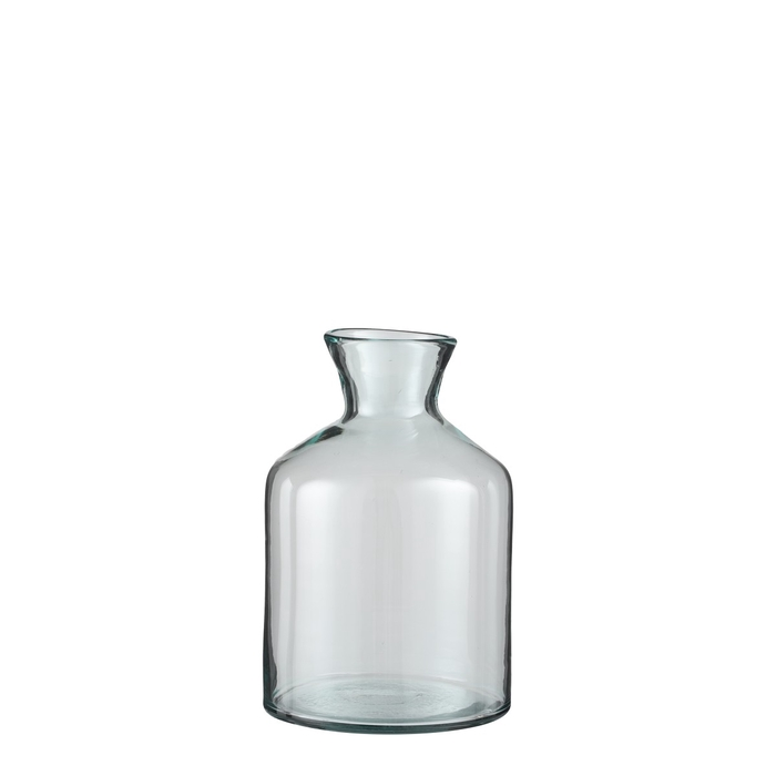 <h4>Glass Bottlevase Bella d19*32cm</h4>