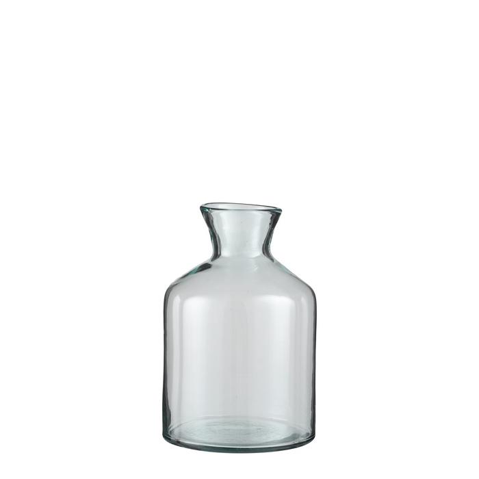 <h4>Glass Bottlevase Bella d19*32cm</h4>