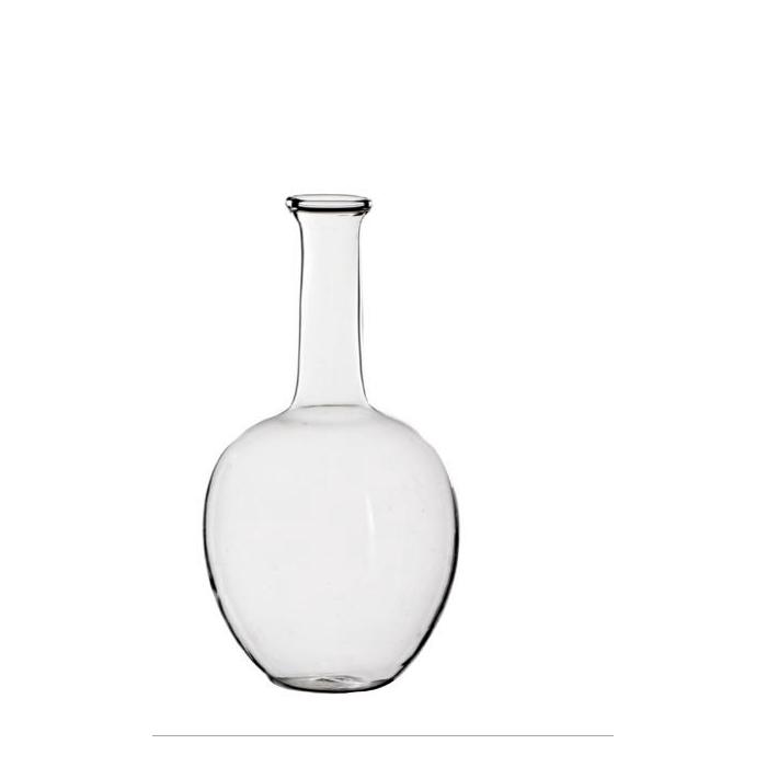 <h4>Glass Bottle d6.5*12cm</h4>