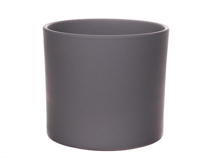 <h4>DF884353700 - Pot Maceo d28xh26 light grey</h4>